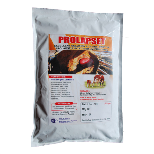 Prolapset -Excellent Solution for Anti - Partum Prolapse and Post-Partum Prolapse