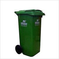 Bin Garbage 2 wheel 120, 240, 360 Ltr. Nilkamal