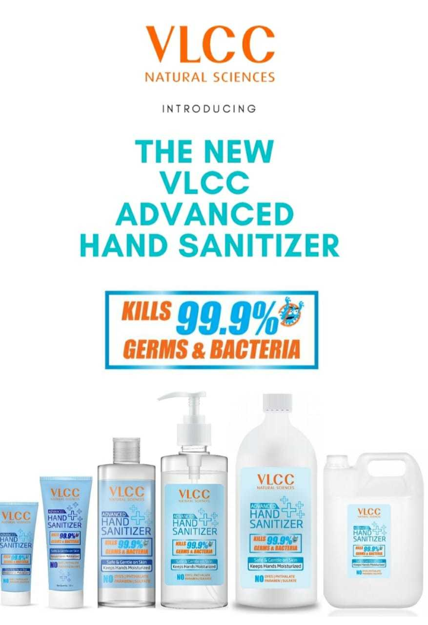 VLCC Hand Sanitizer