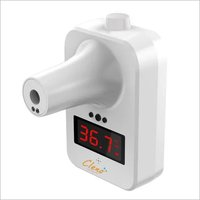 Hands Free Wall Mounted IR Thermometer