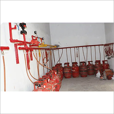 GAS MANIFOLD SYSTEM FOR GAS BANK