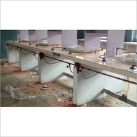Gas Pipe Line Installation For Laboratory