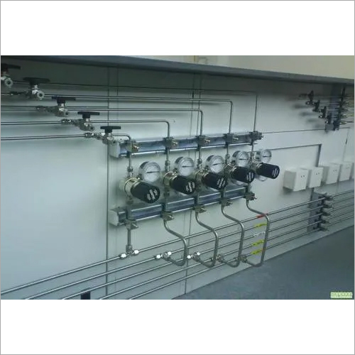 Hospitals  Gas Pipe Line Installation & Services