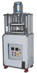 Semi Automatic Chapati Cooking Machine