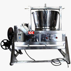 Halwa Making Machine Gas