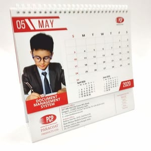 Table & Wall Calender Designing