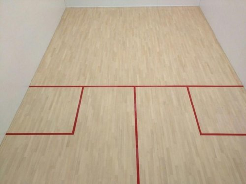 Indoor Squash Sports Flooring
