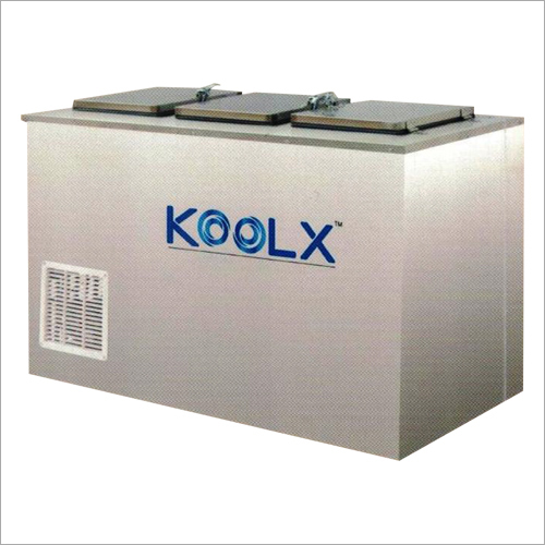 400 L Glycol Deep Freezer
