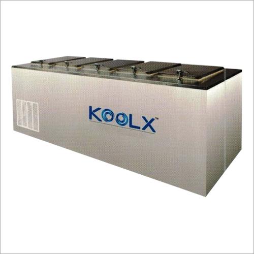 600 L Glycol Deep Freezer