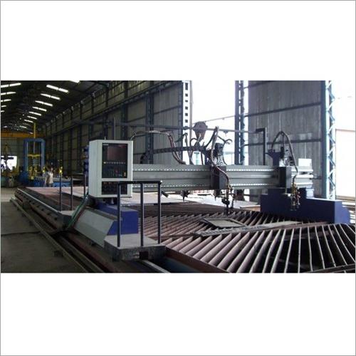 Starktek Automatic CNC Plasma Profile Cutting Machine