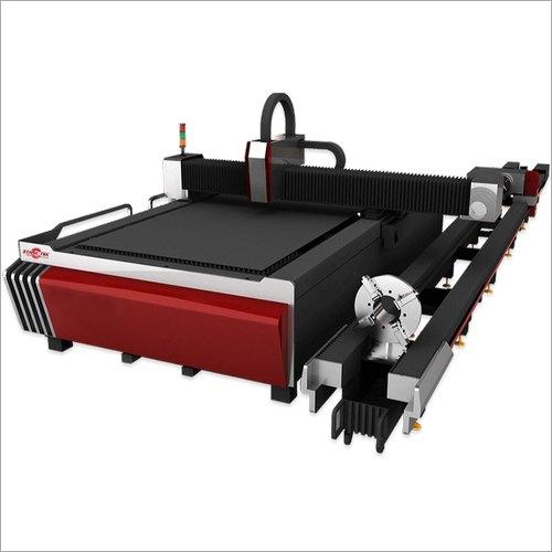 Plate Pipe Laser Metal Cutting Machine