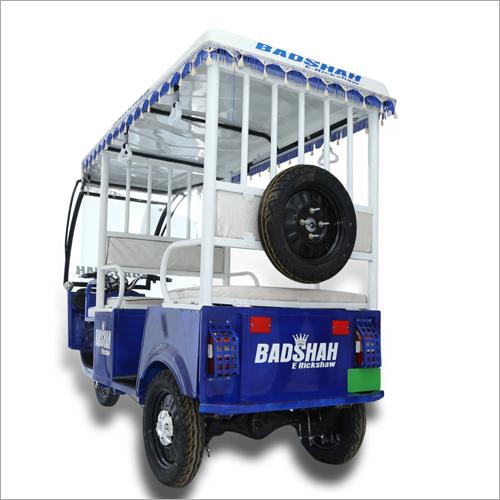 Indian E-Rickshaw