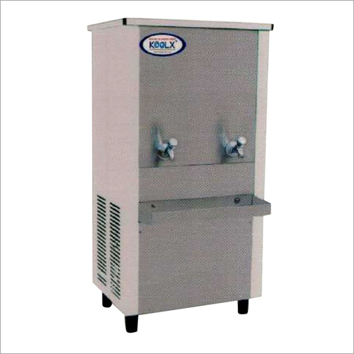 80 L Partial Stainless Steel Water Cooler