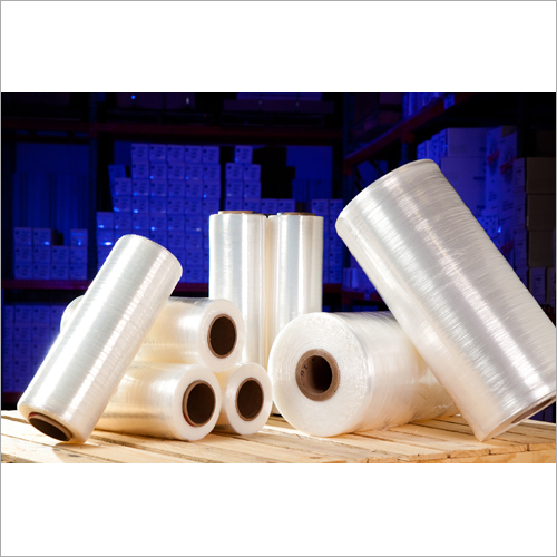 Machine Roll Stretch Wrapping Film