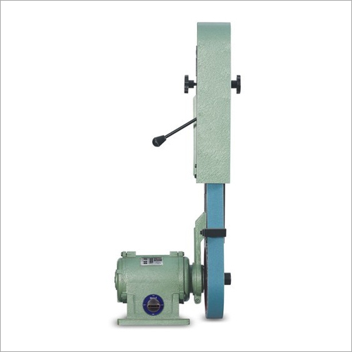 Single Ended Belt Grinding Machine