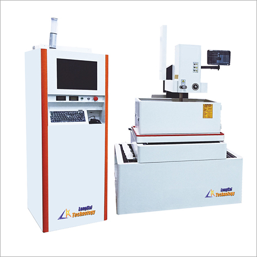 Servo Mid-speed Wedm Machine Lk-500s