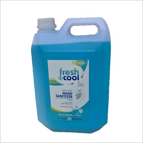 5 Ltr Instant Hand Sanitizer