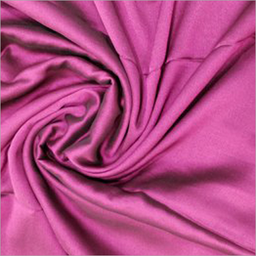 Polyester Lycra Dyed Fabric