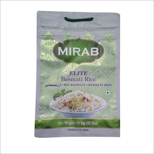 10 kg Elite Basmati Rice