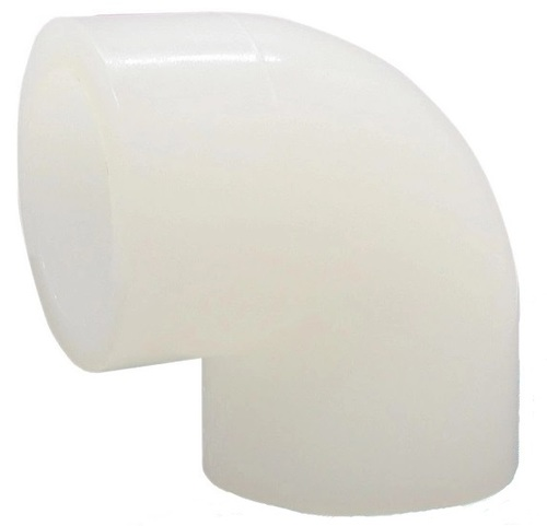 PVDF ELBOW 90 DEG