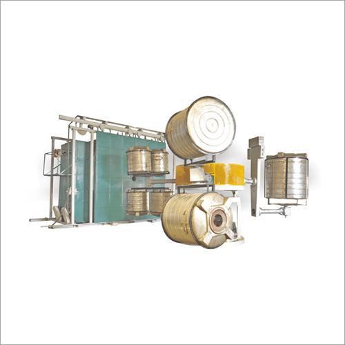 Four Arm Bi Axial Machine