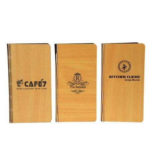 Wooden Cheque Folder