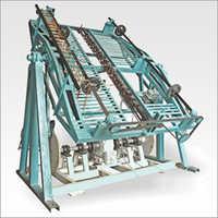 Rock N Roll Rotomolding Machine