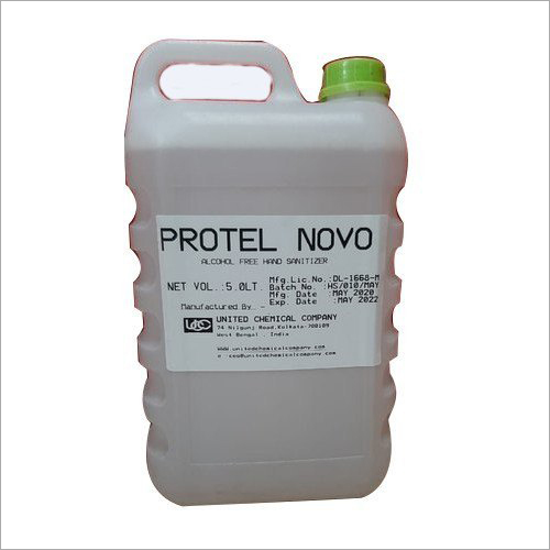 Protel Novo Alcohol Free Hand Sanitizer