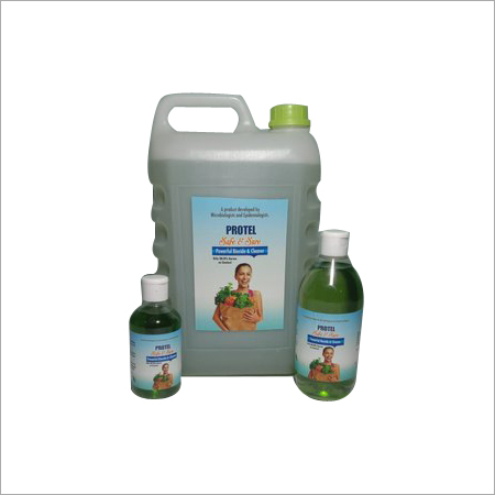 Protel Safe & Sure Fruits And Vegetables Disinfectant
