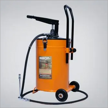 20 Kg Bucket Grease Pump With Trolley