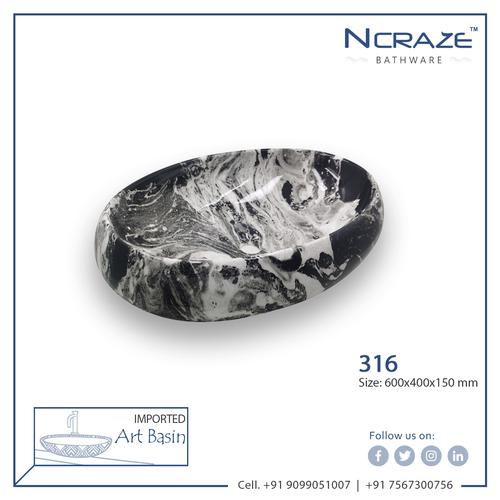 Cheap Price Ceramic Wash Basin