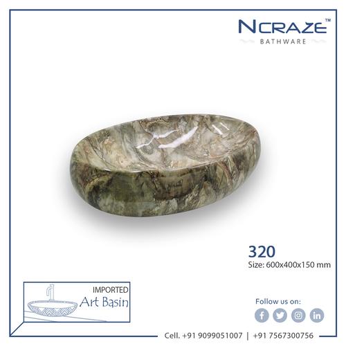 Best Quality Seaweed Decorative Wash Basin
