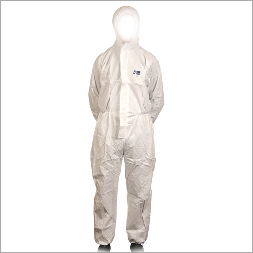 Micromax Type 5 and 6 PE Coated Disposable Coverall