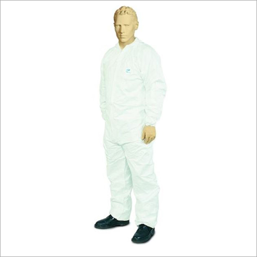 Tyvek Disposable Type 5 and 6 Coverall