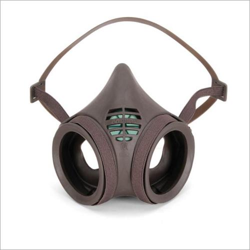 8000 Series Reusable Half  Respirator Mask