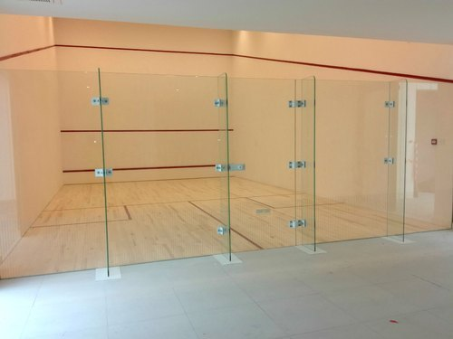 Indoor Squash Court Floor