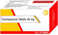 ESOMEPRAZOLE  TABLETS 40 MG