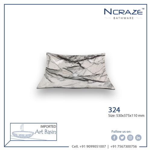 Ncraze art Wash Basin