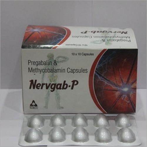 Pregabalin 75mg Methylcobalamin 750Mcg Capsules