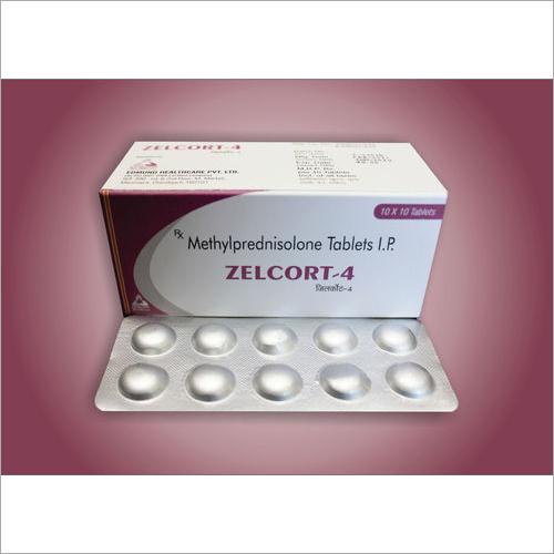 Methylprednisolone 4MG Tablets
