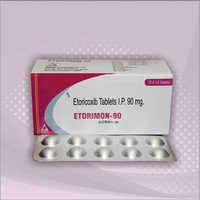 Etoricoxib 90MG Tablets
