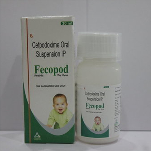 Cefpodoxime Proxetil Dry Syrup