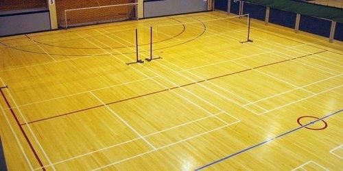 Badminton Court Wooden Sports Floor