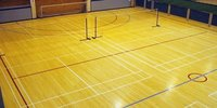 Badminton Court Wooden Sports Floor
