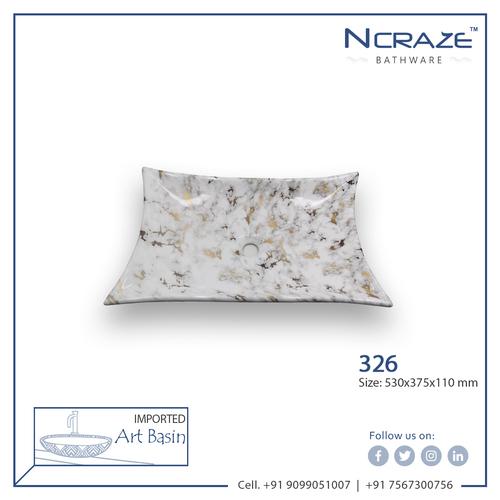 Cheapest price White color Wash Basin