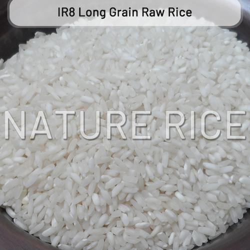 IR8 Long Grain Raw Rice