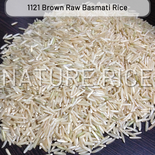 1121 Brown Raw Basmati Rice