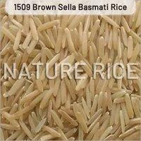 1509 Brown Sella Basmati Rice
