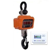 3 Ton x 500 gm Crane Scale With Wireless Indicator