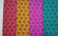 Floral Printed Cotton Kurti Fabric